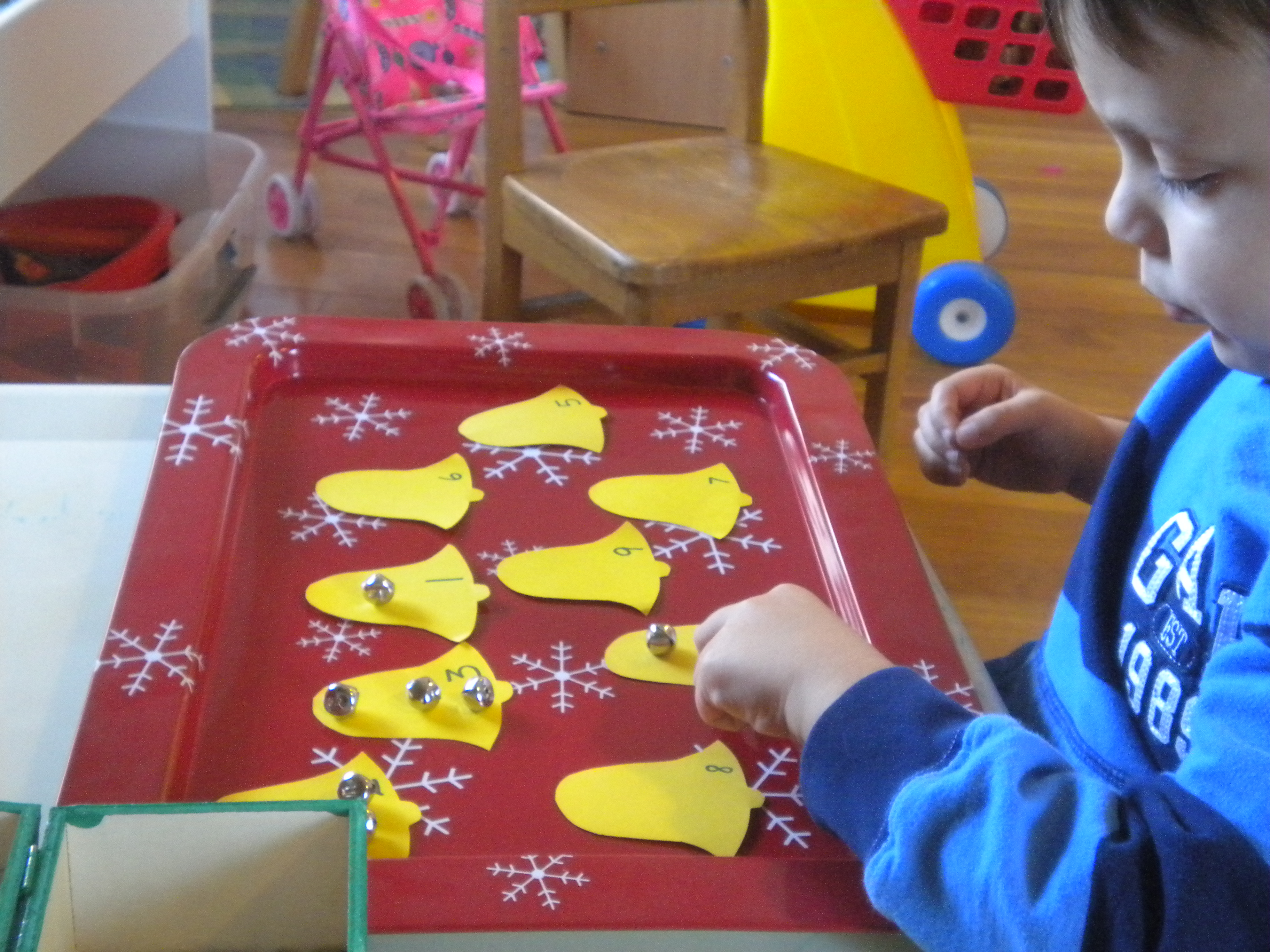 preschool montessori christmas activities never picture